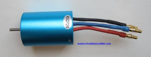 03404 Brushless Motor 2724 KV For 1/10 Scale RC CAR TRUCK