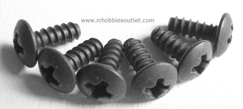 02081 BT 3x8 BH SCREWS 6p HSP ATOMIC TYRANNO HIMOTO ETC