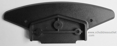 02077 FRONT BUMPER FOAM HOLDER FOR HSP,  HIMOTO ETC