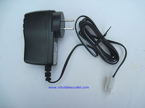 50050 28452  7.2 VOLT RC NIMH BATTERY CHARGER  1000mA 120-240vAC