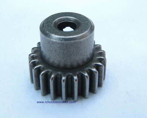 11181 STEEL MOTOR GEAR 21 TEETH