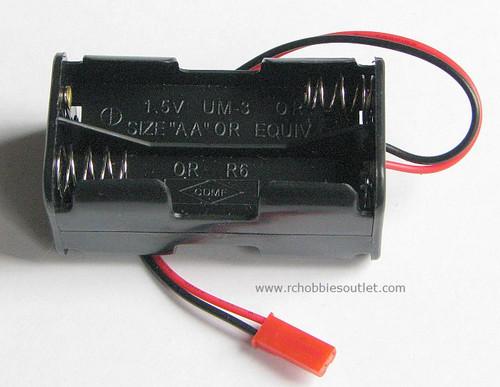 02070 Battery Case HSP ATOMIC TYRANNO HIMOTO ETC