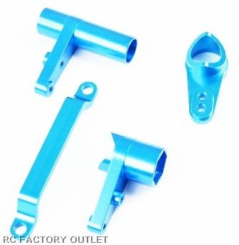 860020 Steering/Saver Complete (Al.)  Blue  760020