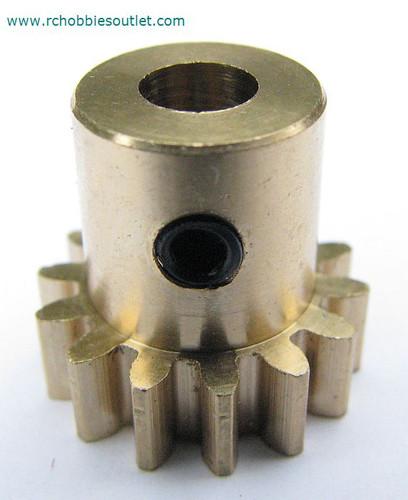 61013 Steel  Pinion Motor Gear 14 TEETH