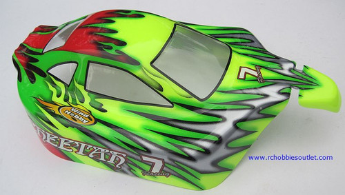 10707 HSP  RC BUGGY 1/10 SCALE BODY SHELL