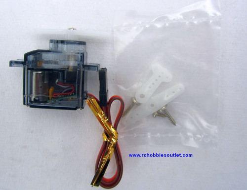 DY-1007 Servo for  DYNAM E-Razor 450