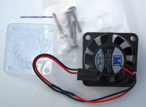 03320  COOLING FAN for Motor