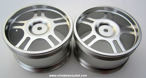 106672 Aluminum Rear Wheel Rim 2 pieces