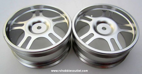 106673 Aluminum Front Wheel Rim 2 pieces