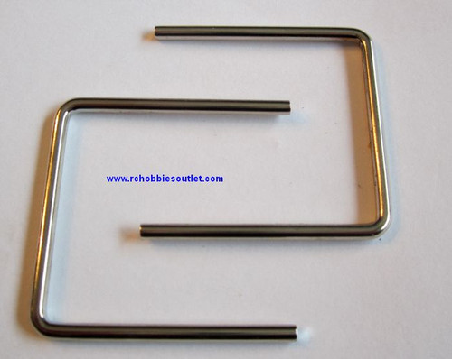 20703 FRONT/REAR SUSP. ARM PIN 2P FOR 1/10 ELECTRIC TRUCK