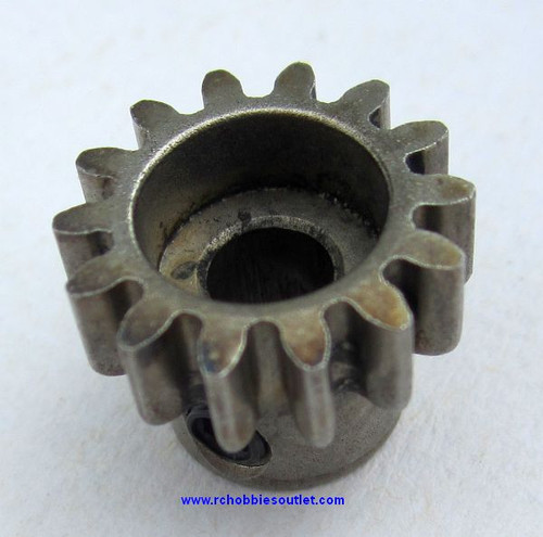 11174 STEEL MOTOR GEAR 14 TEETH