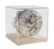 23052-090340 - Hermle Table Clock - Maple