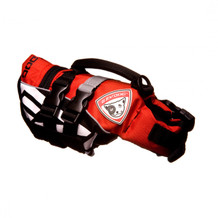 Micro Dog Flotation Device Red