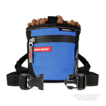 EzyDog SnakPak Treat Bag Blue