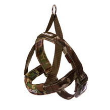 Quick Fit Harness Green Camo