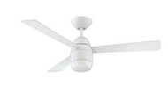 Designers Choice Antron 42 in. White Ceiling Fan