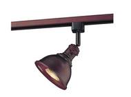 Hampton Bay Linear Track Head Oil Rubbed Bronze Metal Shade