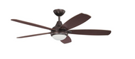 Espirit 52 in. Copper Bronze Ceiling Fan
