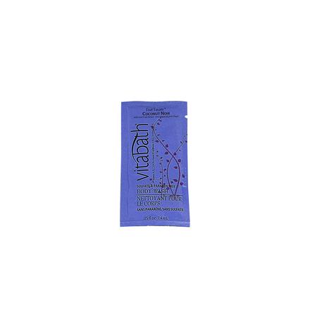 NEW! Coconut Noir™ 0.25 fl.oz Body Wash Packette
