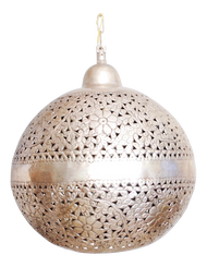 Laura silver Hanging Lamp