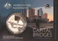 Australian 2011 Silver 1 OZ princes Bridge (ANDA Melbourne Show) Capital Bridges