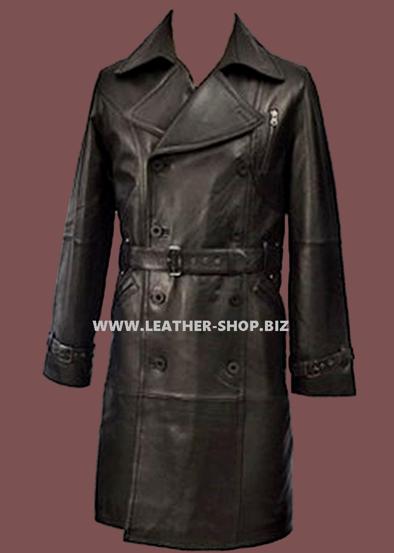 Mens Leather Coats - LEATHER-SHOP.BIZ