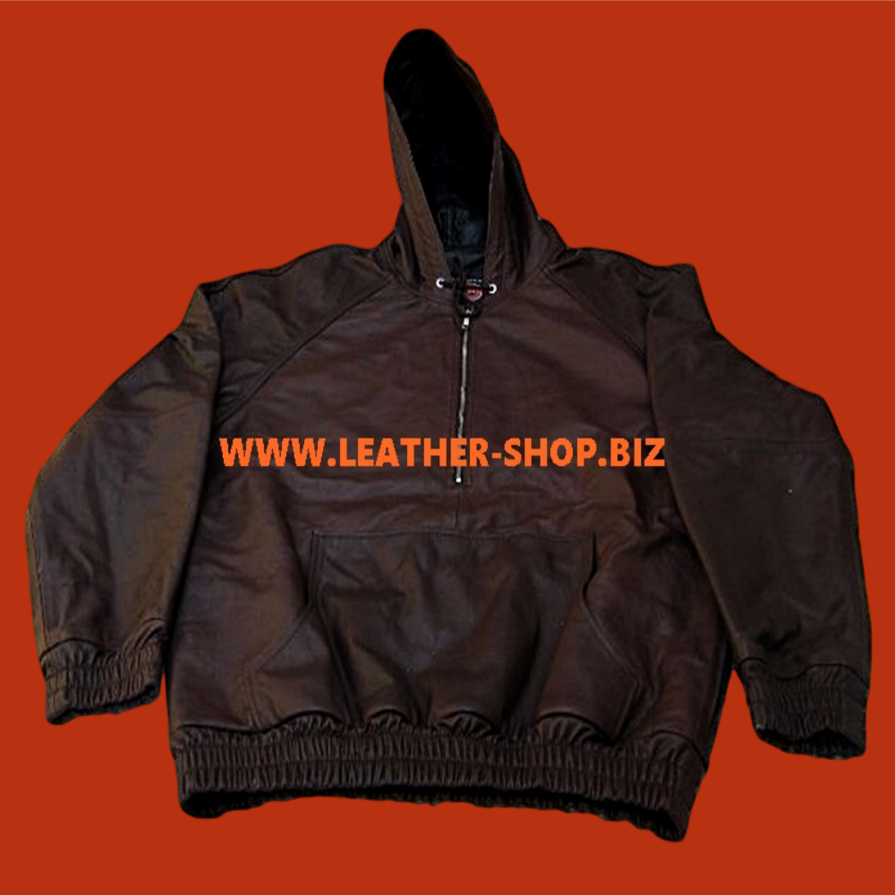 top-grain-leather-hoodie-with-lambskin-lining-custom-made-style-clh051-dark-brown-www.leather-shop.biz-front-pic.png