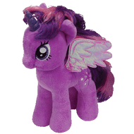 My Little Pony Twilight Sparkle 8-Inch Plush