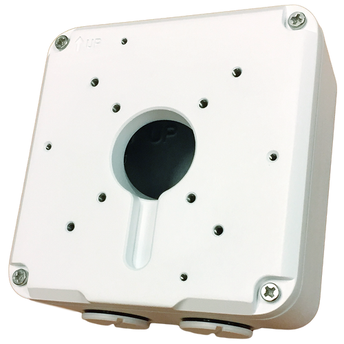 HD320, HD420, HD920 Camera Junction Box Mount