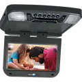 Audiovox 9 inch monitor with built-in DVD player (black finish) AVXMTG9BA