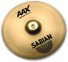 "Sabian 10"" AAX Splash"
