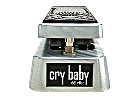 Dunlop ZW45 Zakk Wylde Signature Cry Baby Wah Pedal
