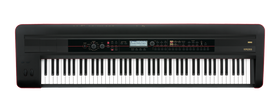 Korg Kross 88-key Synthesizer Workstation in Black