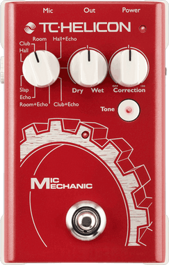TC-Helicon Mic Mechanic Pedal