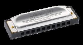 Hohner Special 20 Progressive Harmonica 560PBX in A