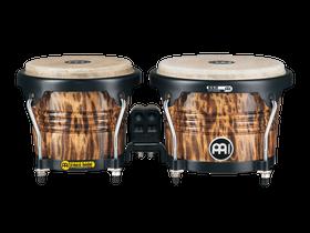Meinl Marathon® Designer Series Wood Bongos in Leopard Burl (FWB190LB)