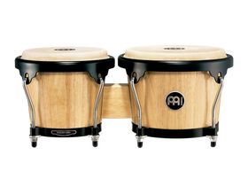 Meinl Headliner® Series HB100 Wood Bongos in Natural Finish (HB100NT)