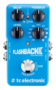 TC Electronic Flashback 2 Delay Pedal with MASH