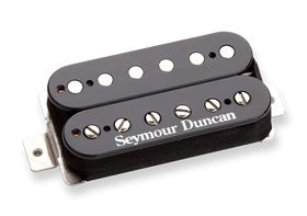 Seymour Duncan Distortion Bridge Humbucker in Black (SH-6b-BLK)