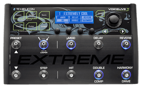 TC Helicon Voicelive 3 Extreme Vocal Effects Processor