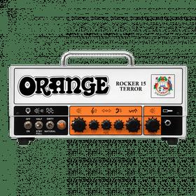 Orange Rocker 15 Terror Tube Amplifier Head (ROCKER15TERROR)