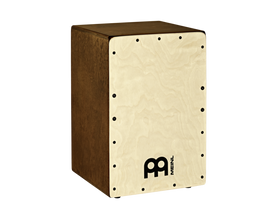 Meinl Jam Cajon with Almond Birch Body and Baltic Birch Frontplate