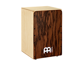 Meinl Snarecraft Cajon with Baltic Birch Body & Dark Eucalyptus Frontplate