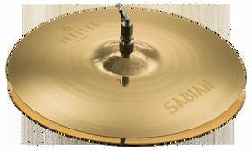 "Sabian 15"" Paragon Hi Hat Cymbals"