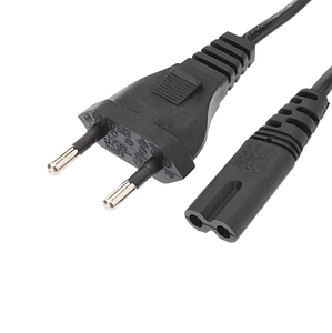 2-pin Power cord for adapters