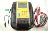 Precision handheld LCR meter with USB interface