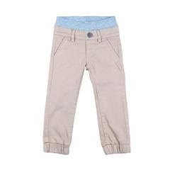 Twill Jogger Pants - Khaki