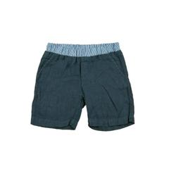 Linen Shorts - Charcoal
