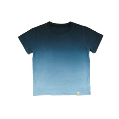 Ombre T-Shirt - Charcoal