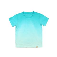 Ombre T-Shirt - Aqua